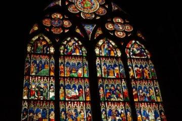 vitraux Strasbourg