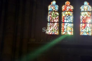 rayon vert cathédrale strasbourg